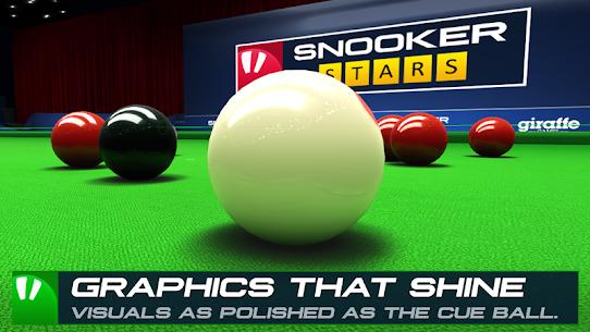 Snooker Stars 3D Online Sports Game Hileli Apk Güncel 2021** 3