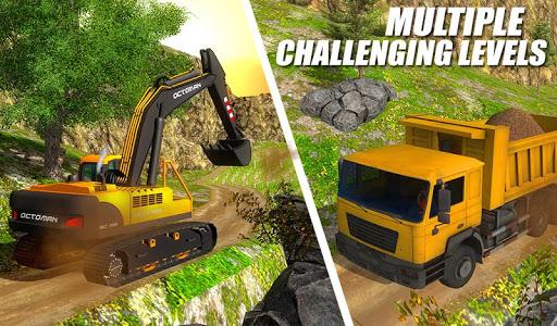Heavy Excavator Crane - City Construction Sim 2020 1.1.3 screenshots 12