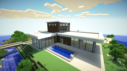 Modern Mansion Maps  Screenshots 2