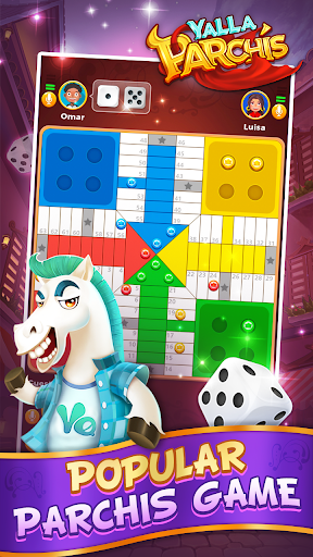 Yalla Parchis 1.0.1 screenshots 1