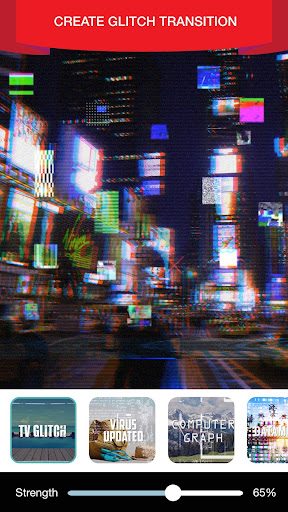 Glitch Video Effect & Trippy Effects Editor  Paidproapk.com 3