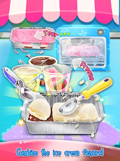 Ice Cream Pop Salon - Icy Desserts Maker 1.4 screenshots 1