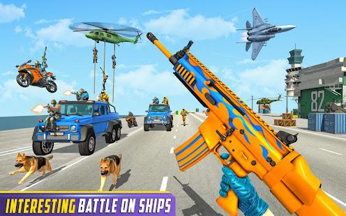 Download Robot Fps Shooting Games: Counter Terrorist Strike For PC Windows and Mac apk screenshot 8