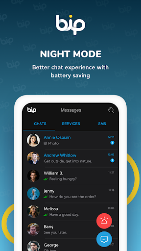 Foto do BiP – Messaging, Voice and Video Calling
