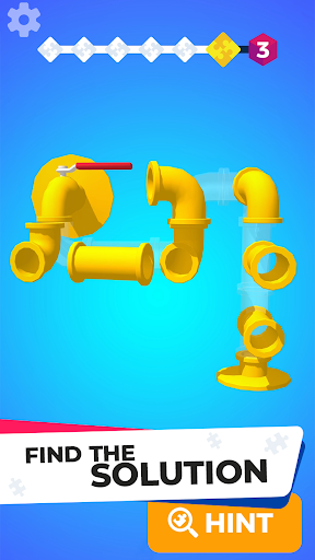 Logic Puzzle 3D  screenshots 21