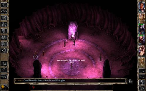 Baldur's Gate II - Screenshot 10