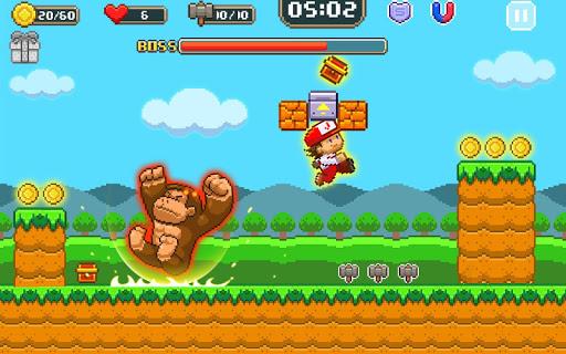 Super Jim Jump - pixel 3d 3.6.5026 screenshots 14
