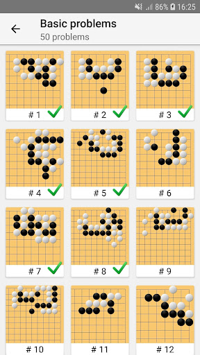Tsumego Pro (Go Problems)  updownapk 1
