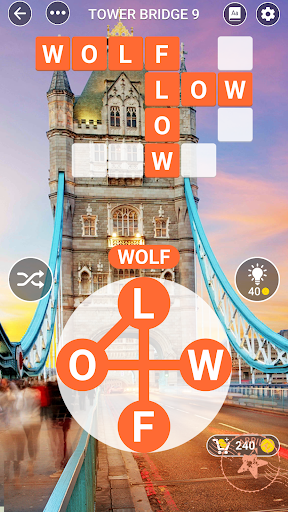 Word City: Connect Word Game - Free Word Games  screenshots 5