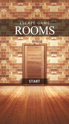 脱出ゲーム ROOMS  screenshots 1