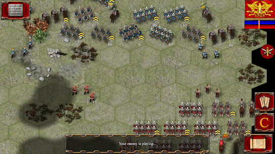 Ancient Battle: Rome 2.4.5 Apk + Mod + Data 2