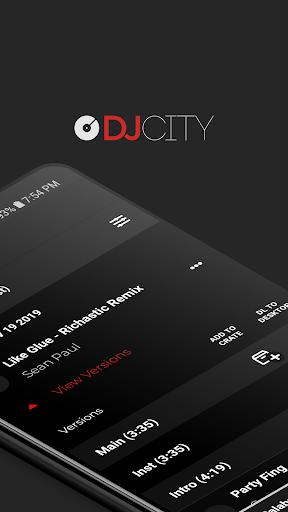 DJcity apktram screenshots 5