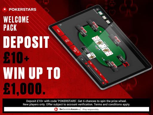 PokerStars Real Money Online Texas Holdem Poker  screenshots 10