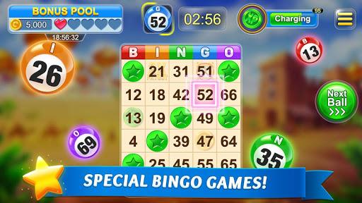 Bingo Legends - New Different and Free Bingo Games 1.0.9 screenshots 2