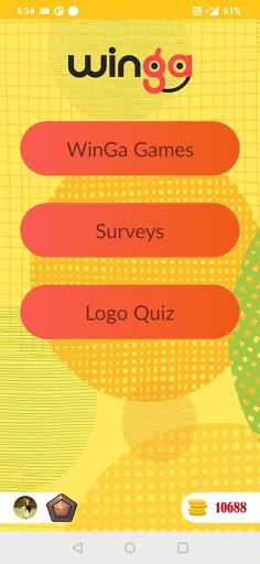 WinGa - Win Loyalty points & Rewards - Roz kamao apklade screenshots 1