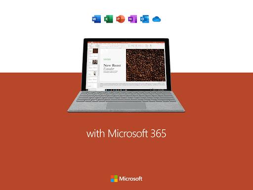 Microsoft PowerPoint: Slideshows and Presentations Apkfinish screenshots 10