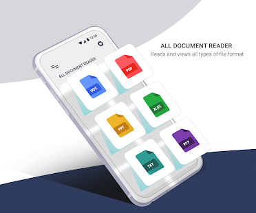 All Documents Viewer: Office Suite Doc Reader 1.4.6 Screenshots 1