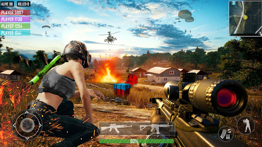 fps shooting games : commando offline gun games android2mod screenshots 20