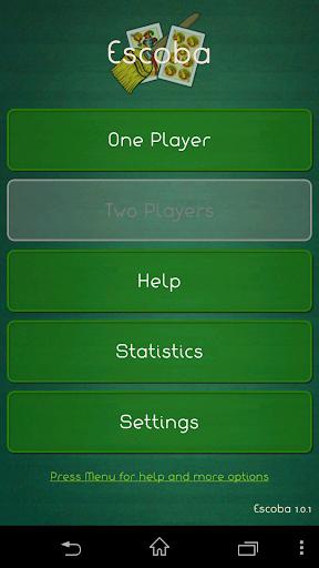 Escoba / Broom cards game 1.3.4 Screenshots 1