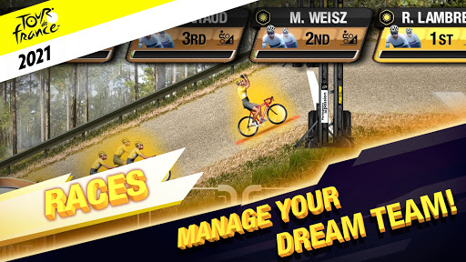 Tour de France 2021 Official Game - Sports Manager android2mod screenshots 7