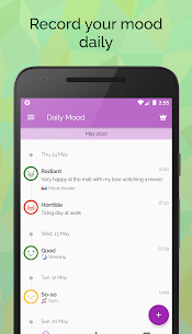 Control and Monitor: Anxiety, Mood and Self-Esteem 2.3.1 Apk 1