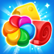 Sweet Crunch - Matching, Blast Puzzle Game