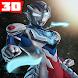 Ultrafighter3D:Zライザーレジェンドファイティングヒーローズ