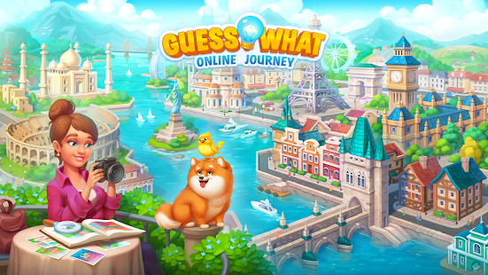 Guess What: Online Journey