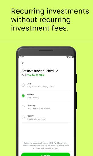 Robinhood - Investment & Trading, Commission-free  screenshots 7