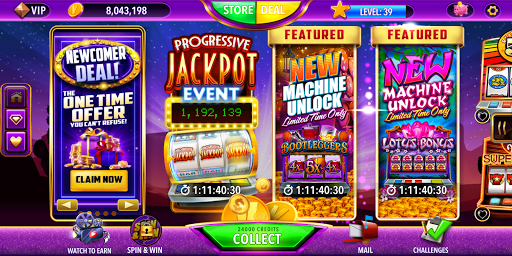 Viva Slots Vegasu2122 Free Slot Jackpot Casino Games apktram screenshots 9