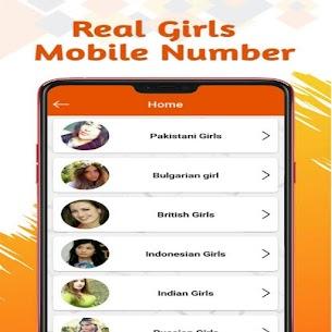 Melan Chat Real Girls Number (Prank) 4