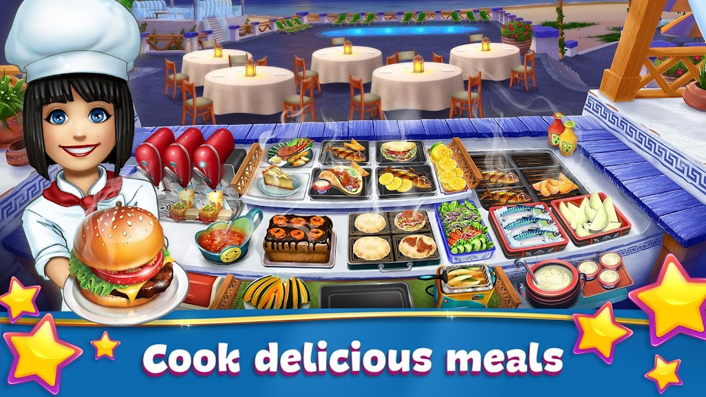 Cooking Fever: Restaurant Game poster 17