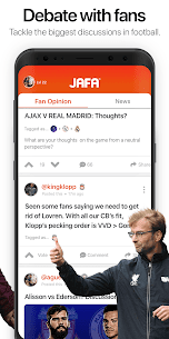JAFA: Football Fan Opinion & Personalised News App 2.1.46 Mod APK (Unlock All) 1