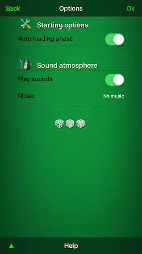 Dice Game 421 Free 1.8 screenshots 5