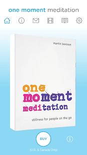 One-Moment Meditation®