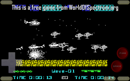 Speccy - Complete Sinclair ZX Spectrum Emulator 5.9 screenshots 23