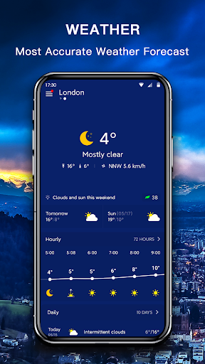 Weather - The Most Accurate Weather App 1.1.8 Screenshots 4