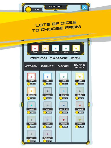 Offline Dice: Random Dice Royale Game 5.0.5 screenshots 10