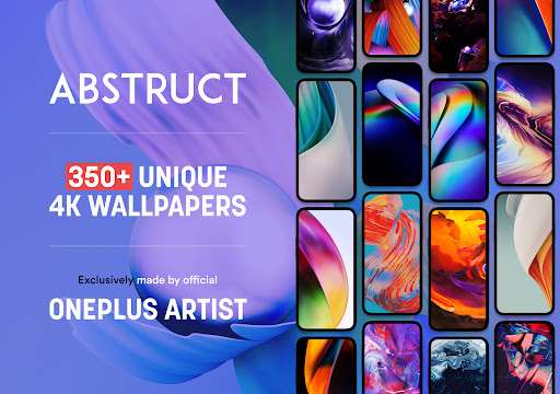 Abstruct - Wallpapers in 4K screenshots 1