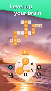 Puzzlescapes - Free & Relaxing Word Search Games