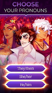 The Arcana: A Mystic Romance – Interactive Story Mod 1.97 Apk [Unlimited Hints] 1