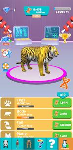 Idle Animal Evolution Mod Apk (Unlimited Diamonds/No Ads) 5