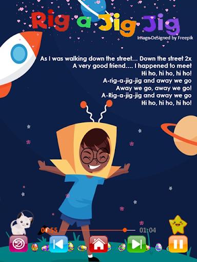 Kids Songs - Offline Nursery Rhymes & Baby Songs  screenshots 5
