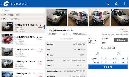Copart u2013 Salvage Car Auctions 5.6.5 Screenshots 13