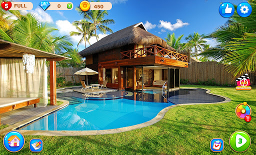 Garden Makeover : Home Design and Decor  screenshots 2