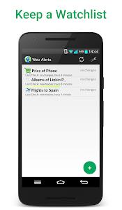 Web Alert (Website Monitor) 1.4.1