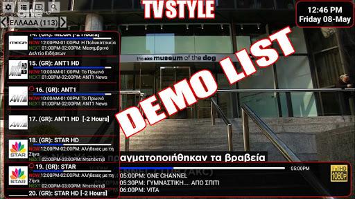 Ultimate IPTV Playlist Loader 4.40 Screenshots 5