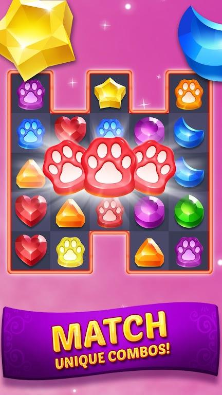 Genies & Gems - Match 3 Game poster 15