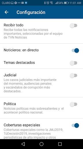 TVN Noticias 7.13.0 Screenshots 5