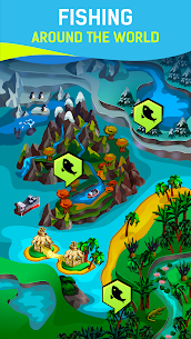 Grand Fishing Game APK MOD HACK (Dinero Ilimitado) 2
